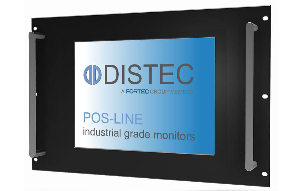 "POS-Line 17"" Rack Mount Monitor"