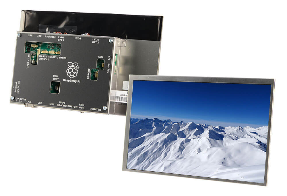 Distec IoT Compact Panel