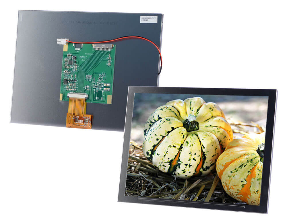GKIX80NNDC1F0 SGD TFT Display