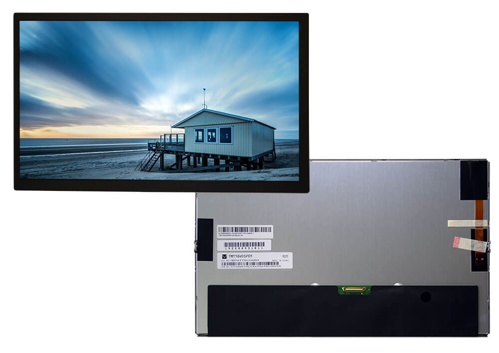 TM116VDSP02-00 Tinama TFT Display