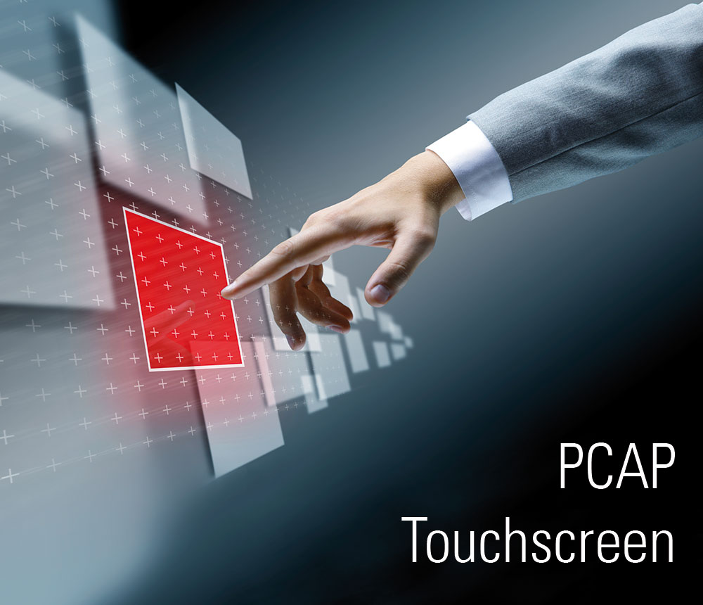 Data Display Group PCAP Touchscreen